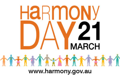 Harmony Day: 21/03/2020 (CANCELLED)