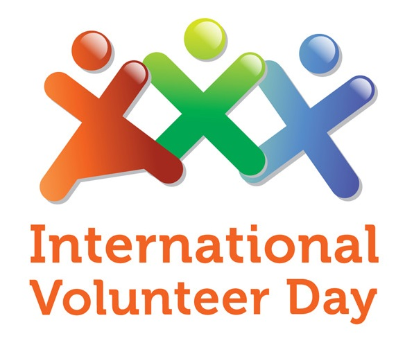 International Volunteer Day: 5th Dec 2019