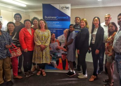 multicultural business connect