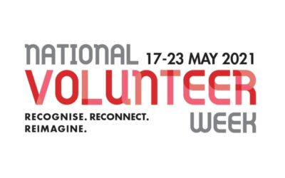 National Volunteer Week: 17-23/05/2021