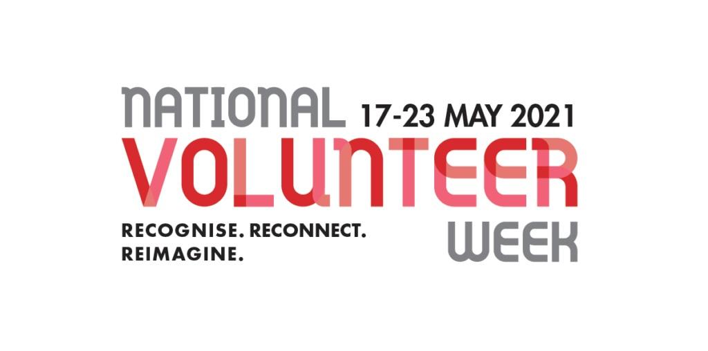 National Volunteer Week: 17-23/05/2021
