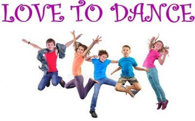 'Love to Dance' Jazz Workshop