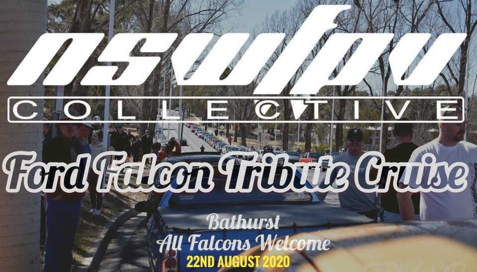Ford Falcon Tribute Cruise #3 (CANCELLED)