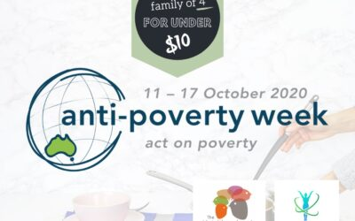 Anti-Poverty Week 2020: Feed A Family Under $10 Workshop with Wave Nutrition. 11-17/10/2020