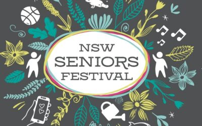 NSW Seniors Festival: 14th-24th April 2021.