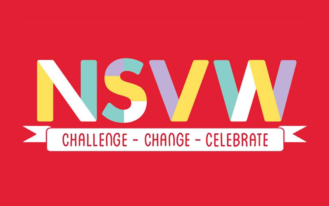 National Student Volunteer Week: 10th -16th August 2021
