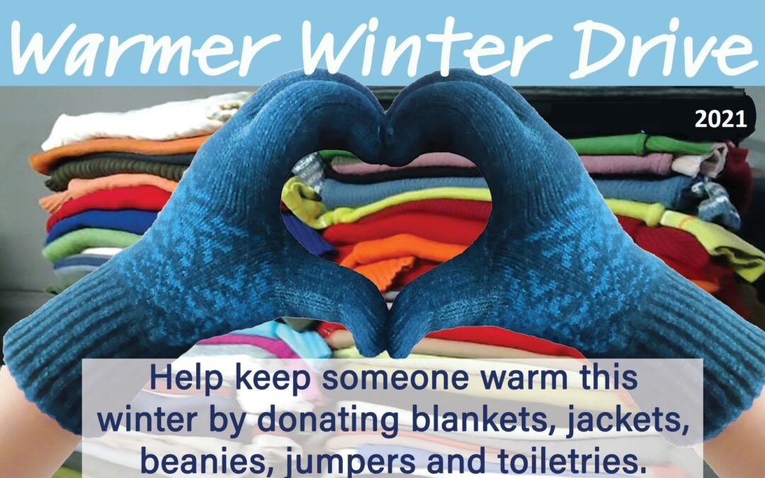 Warmer Winter Drive Oberon: July – September 2021