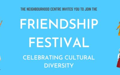 Friendship Festival – Celebrating Cultural Diversity: 16/05/2021